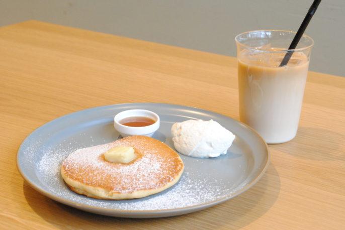 パンケーキ+ドリンクセット